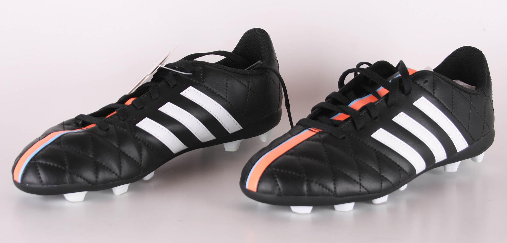 Dettagli su Adidas Performance 11 Questra Fxgj Junior Bambini Scarpe da Calcio Eu 36 23