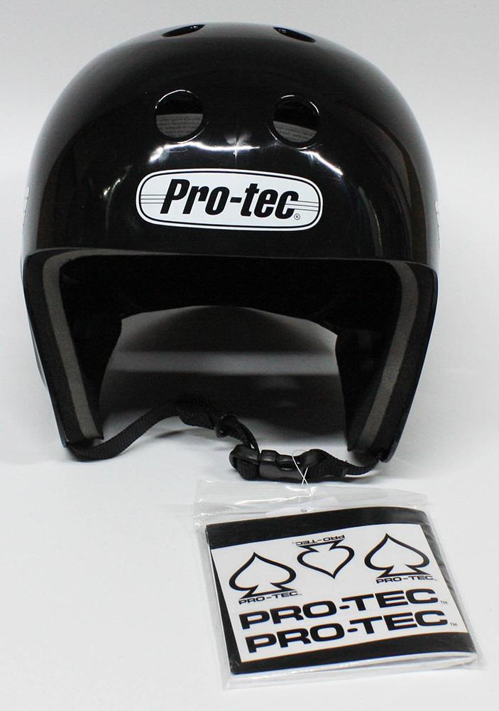 Pro-Tec Wasser Sporthelm The Fullcut Water schwarz//glänzend XL 60-62 cm Helm