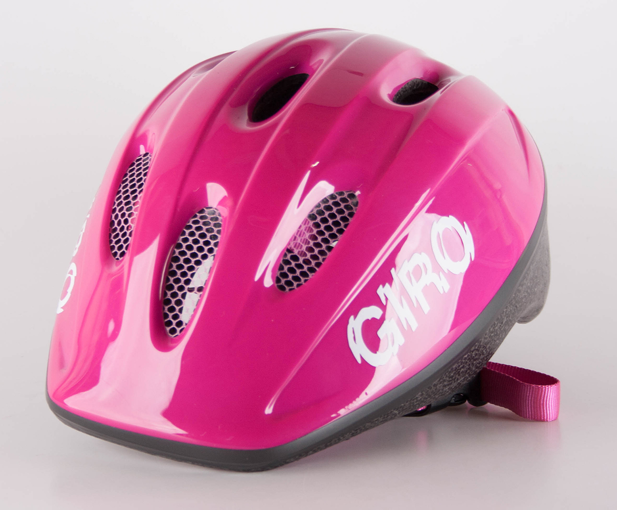 giro kinder fahrradhelm rodeo helm pink one size 195 ebay. Black Bedroom Furniture Sets. Home Design Ideas