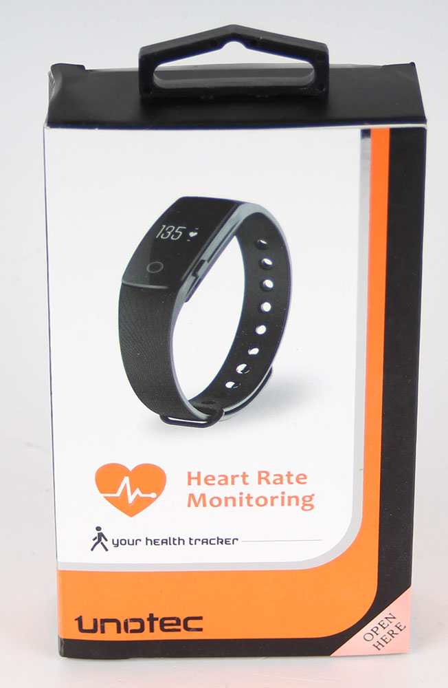 ZZ,unotec fitness bracelet smart band pulse black strap of fitness