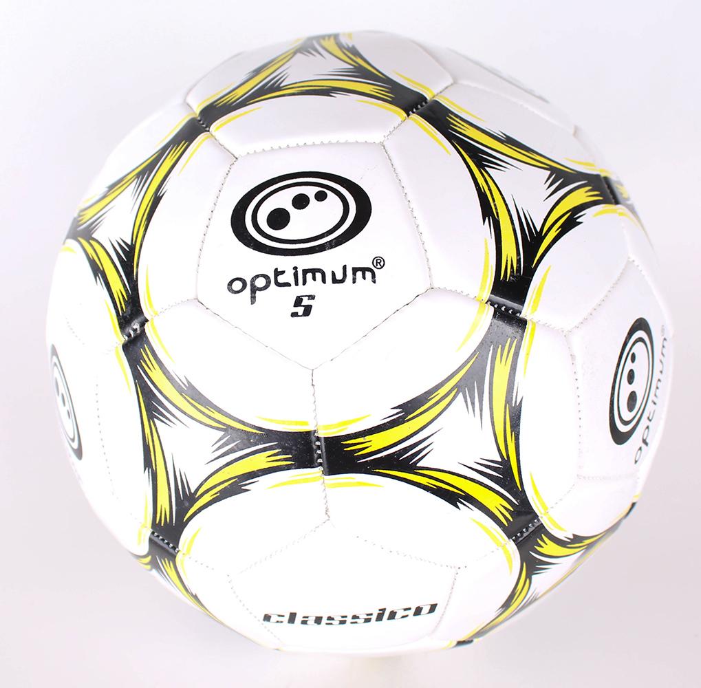 Optimum Classico Herren Fußball Größe 5 Bälle